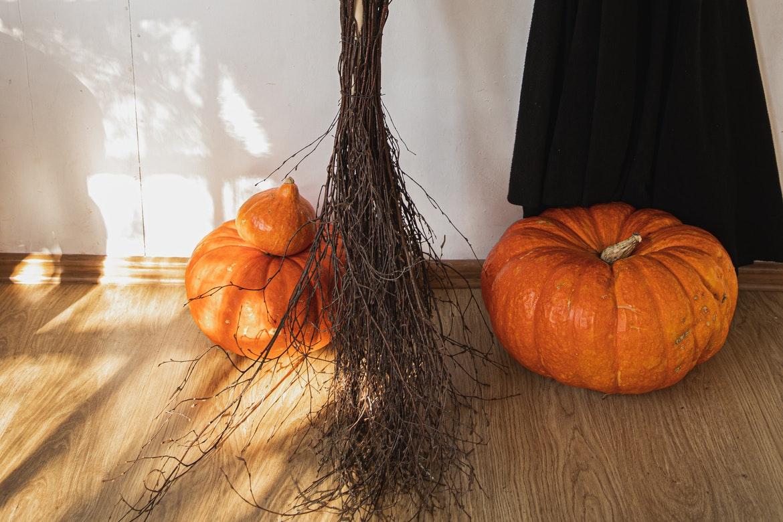 Halloween ….. mij niet gezien